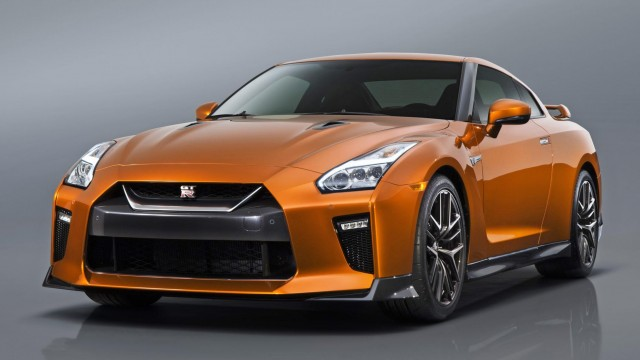 2017 Nissan Gt R Gets A Whole Range Of Updates Including More