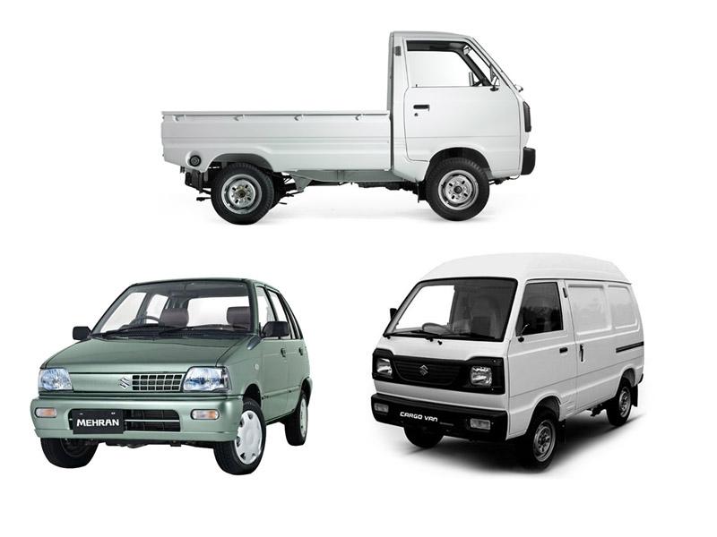 Suzuki Bolan Suzuki Ravi Suzuki Mehran