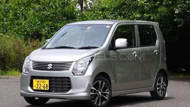 Suzuki Wagon R FX-S (3)