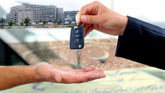 car transfer karachi