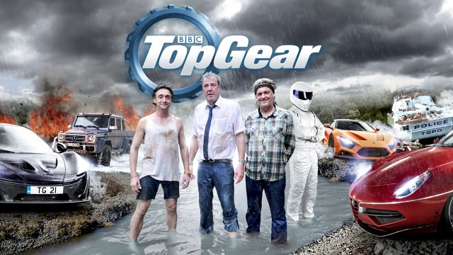 The old school Top Gear.