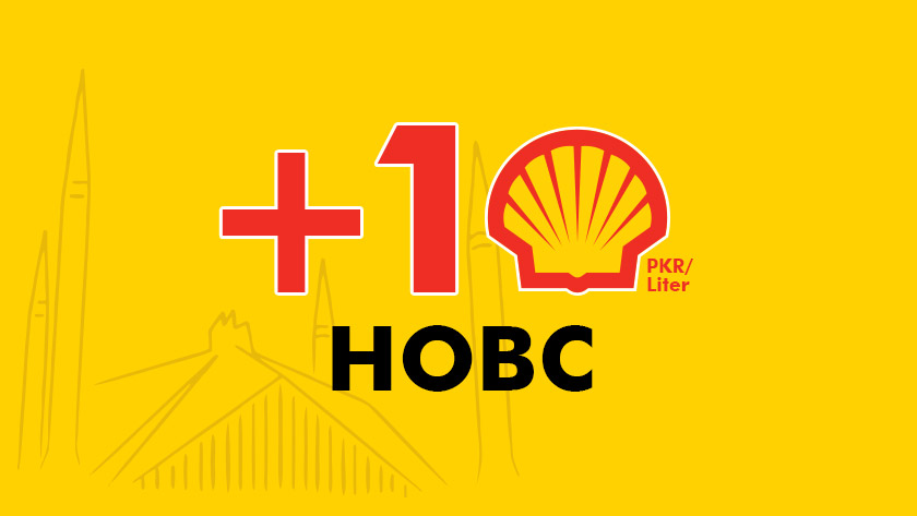 shell increase hobc price