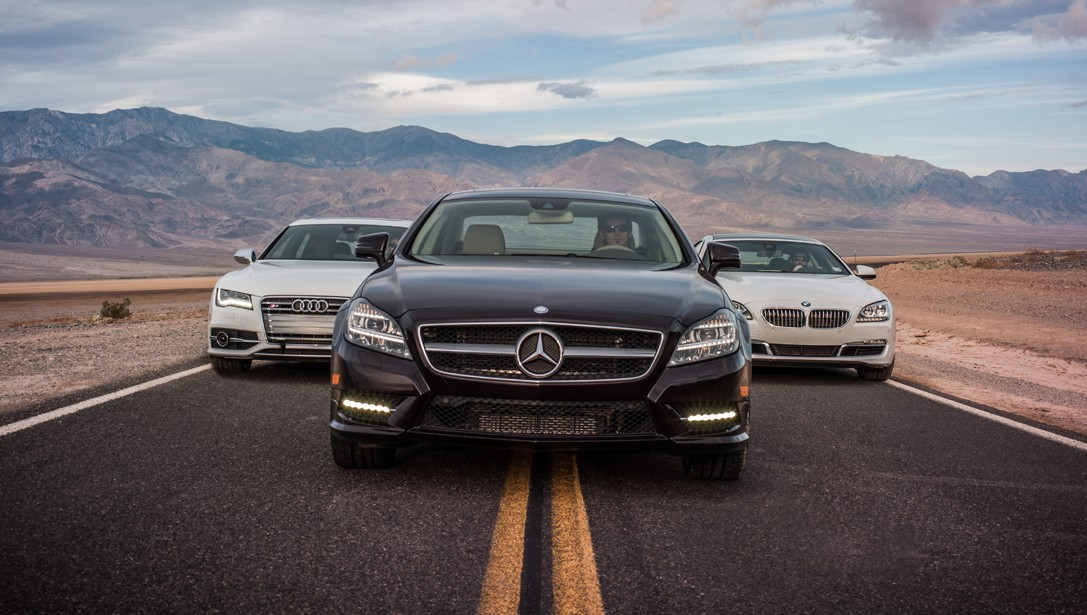 Mercedes Outsold BMW In The First Quarter Of Internationally - Audi s7 vs bmw 650i gran coupe