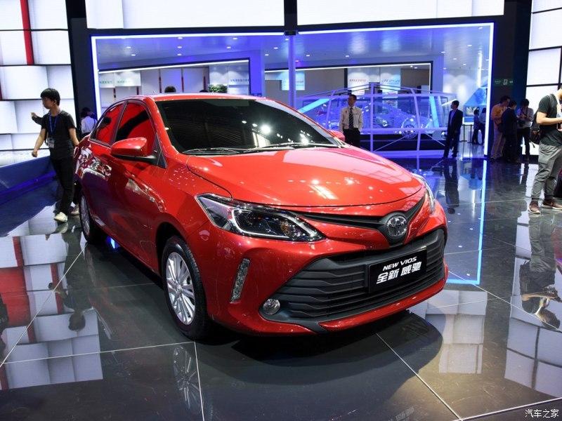 2016 Toyota Vios China Motor Show (1)
