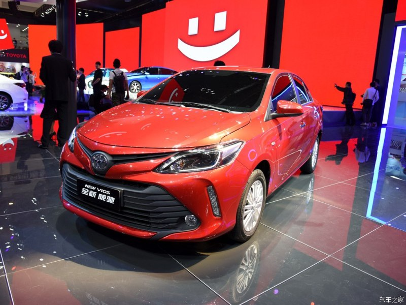 2016 Toyota Vios China Motor Show (2)