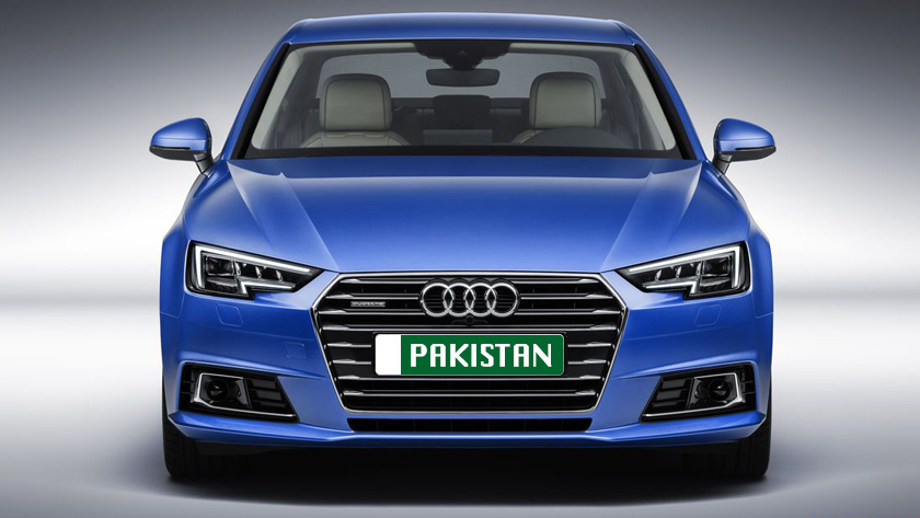 AUDI-IN-PAKISTAN