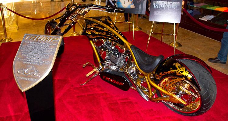 Donald-Trump-gold-bike