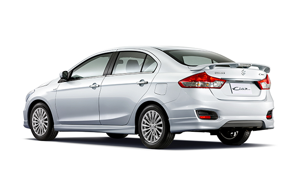 Suzuki Ciaz Can Be A Real Threat To Honda City In Pakistan