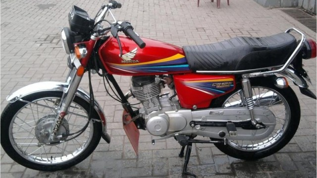 DIY - How To Fix The Loose Kick Lever Of Honda CG125 - PakWheels Blog