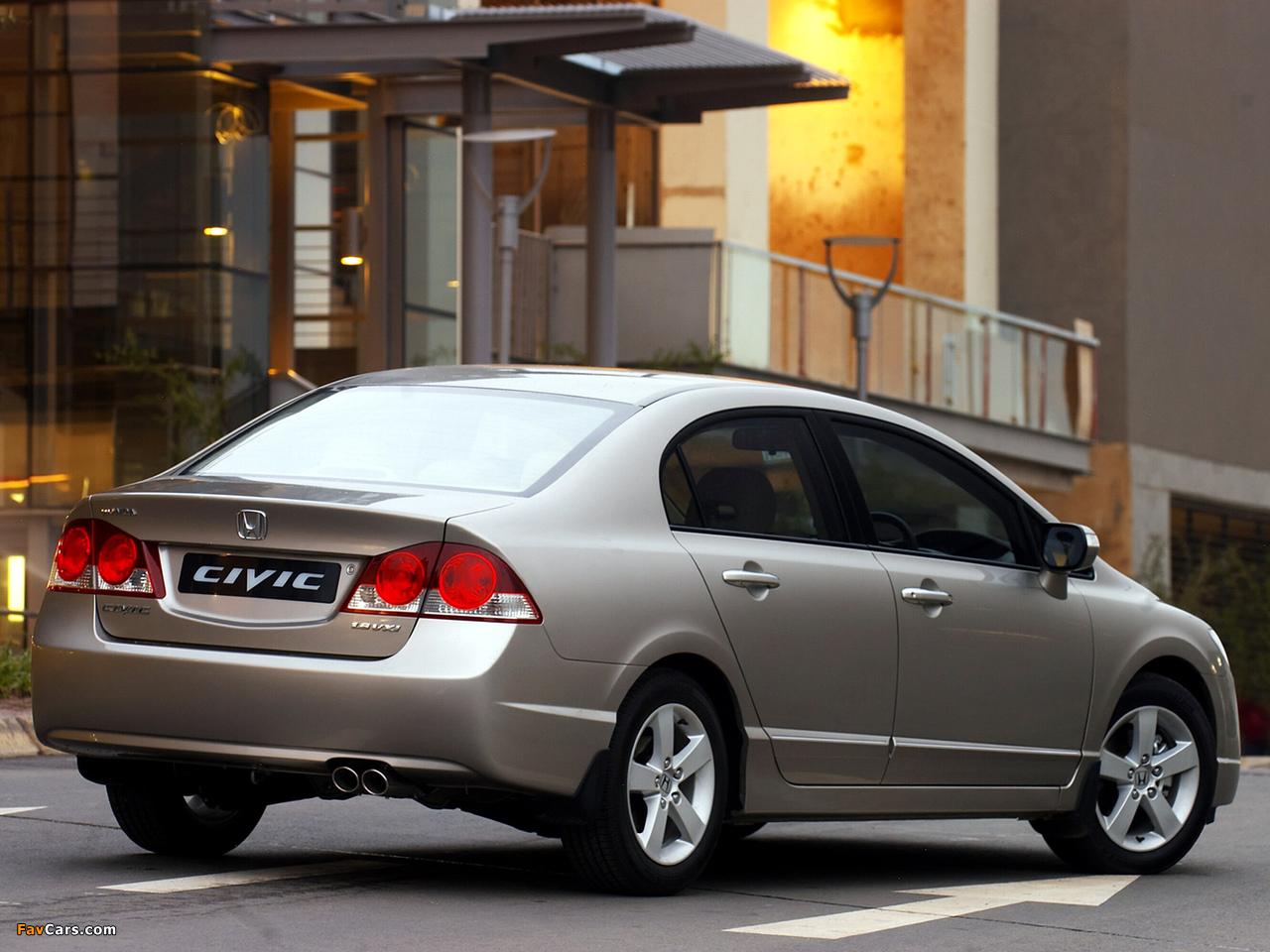 Honda Civic Photos X