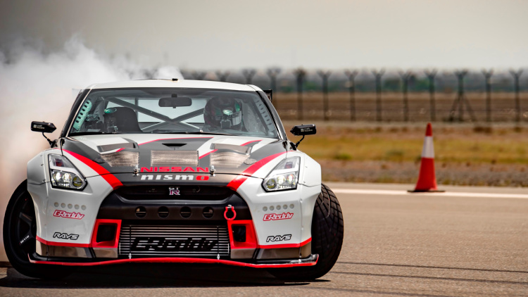 Nissan-gt-r-drift-record-2