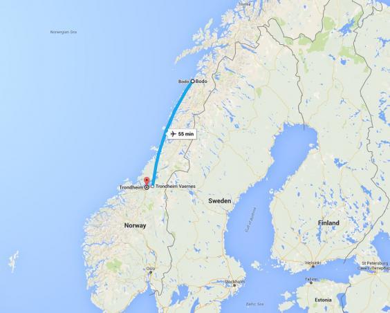 norway-map