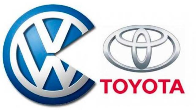 Toyota Volkwagen