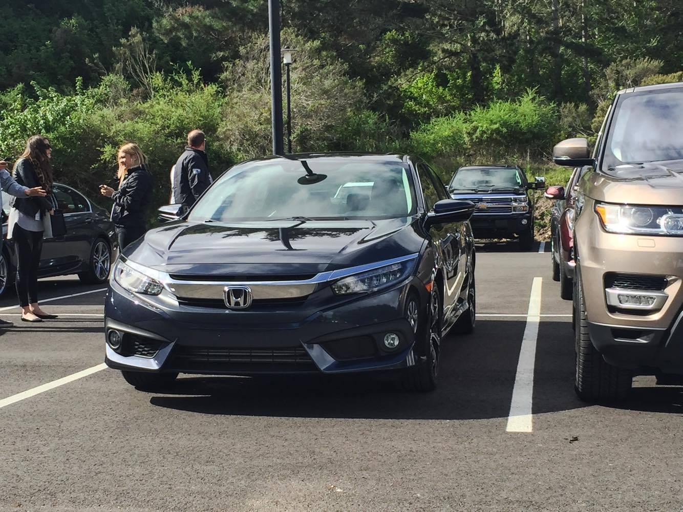 10 Gen Honda Civic 2016
