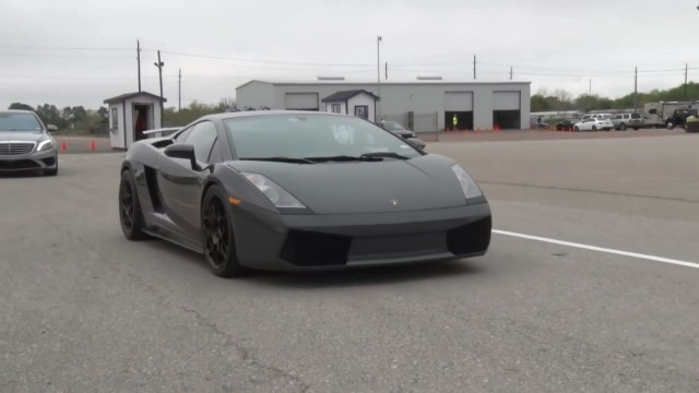 Video Watch The 2000hp Tt Lamborghini Gallardo Cross 213mph In A