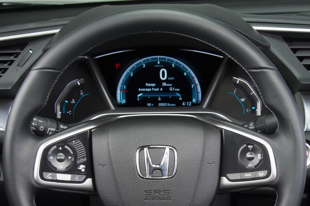 2016-Honda-Civic-Instrument-Cluster