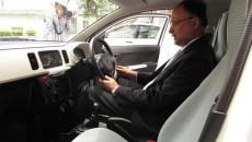 Ahsan Iqbal Pak Suzuki Alto