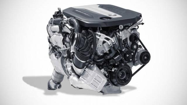 BMW B57 Engine