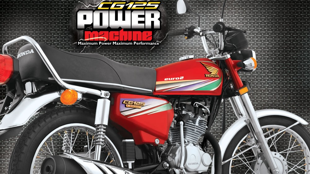 Honda CG125 - The Royal Enfield Of Pakistan - PakWheels Blog