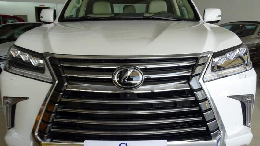 Lexus Lx 570 Drop Top 4 850 478