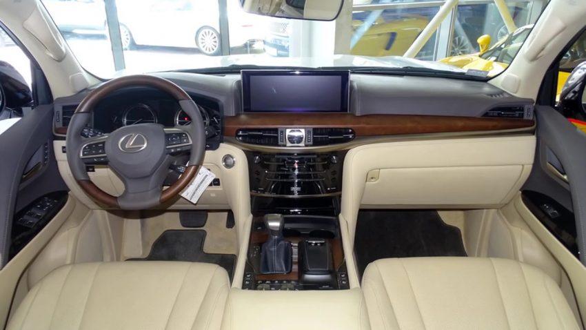 Lexus Lx 570 Drop Top 8 850 478