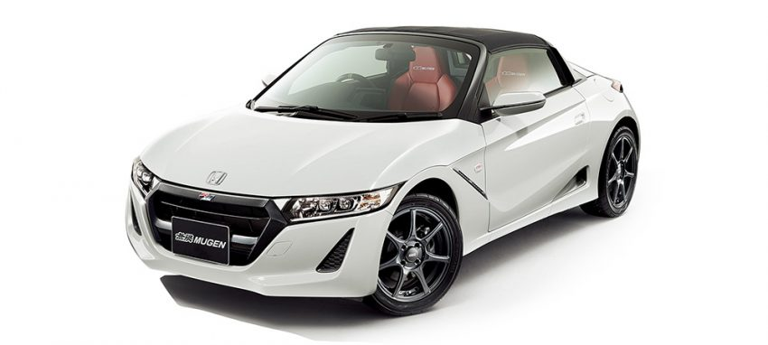 Mugen Honda S660 in White