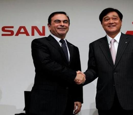 Nissan-Mitsubishi-Deal