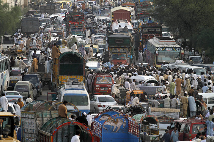 overpopulation in pakistan Pakistan is facing the threat of water shortage and overpopulation is one of  as  world population day throughout the world including pakistan.