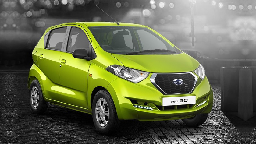 Datsun Redi Go A Suzuki Alto 800 Fighter May Come To