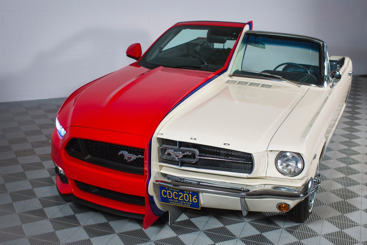 Ford Motor Company Is Celebrating 50 Years Of Its Iconic Ford Mustang Car Pakwheels Blog