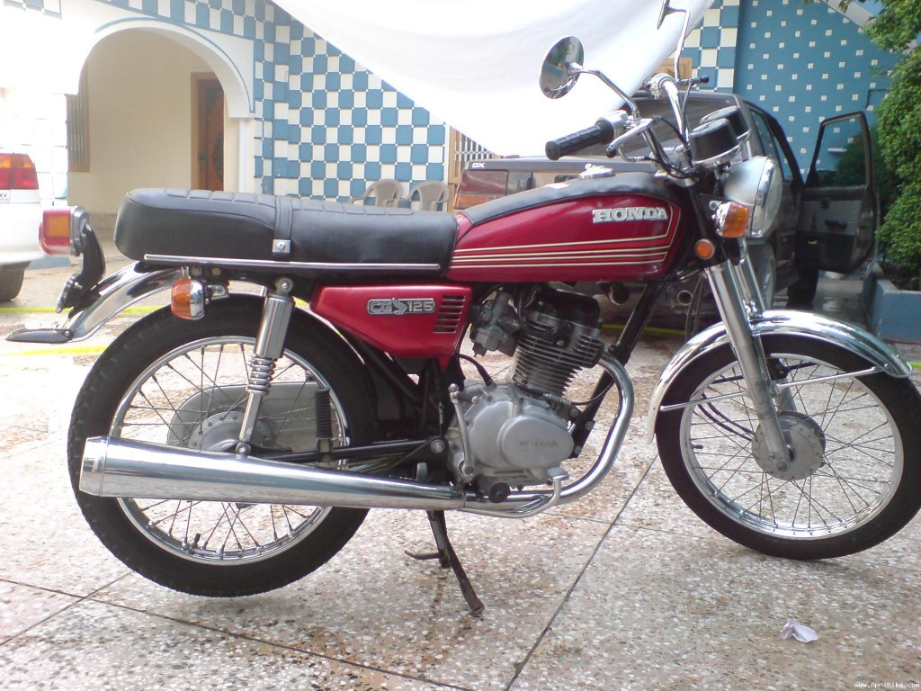 honda cg125 the royal enfield of pakistan pakwheels blog. Black Bedroom Furniture Sets. Home Design Ideas