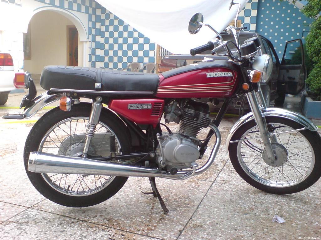 Honda CG125 - The Royal Enfield Of Pakistan