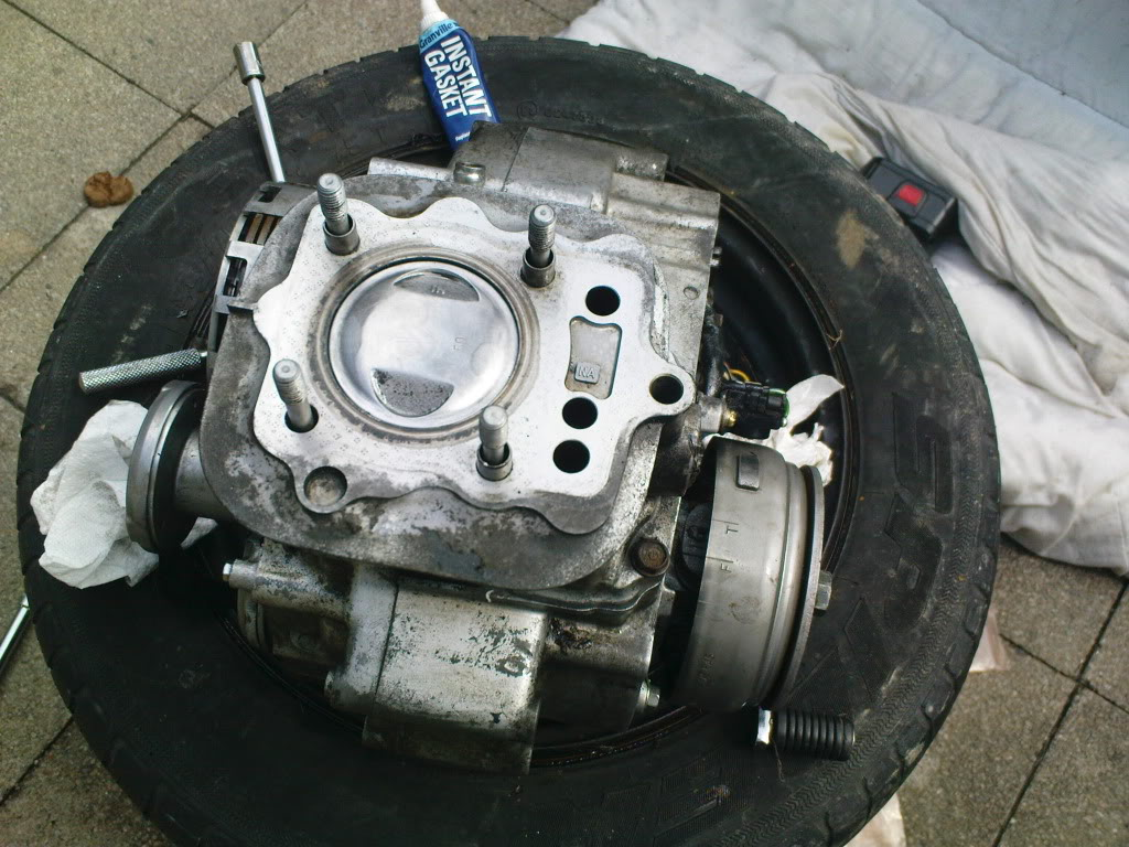 honda cg 125 engine 3