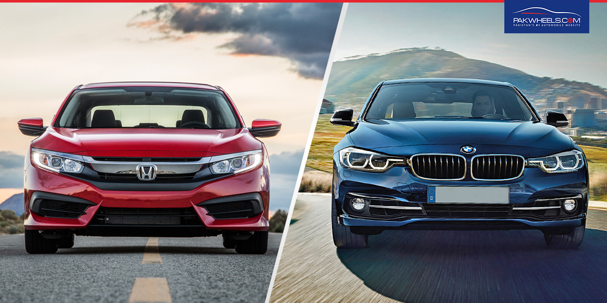 Honda-civic-vs-bmw-3-series-1