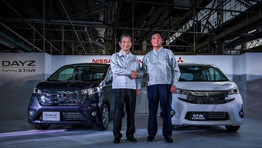 Mitsubishi-and-nissan-kei-cars