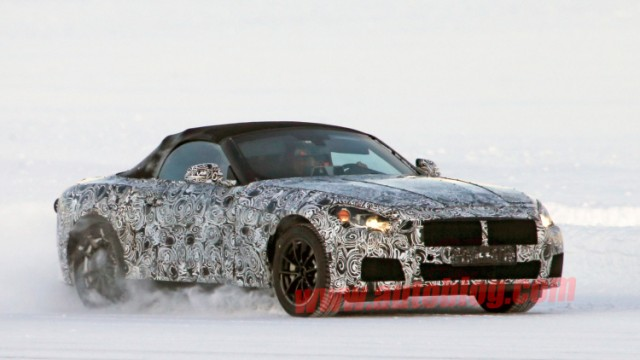 toyota supra and bmw z4 replacement spy shots (3)