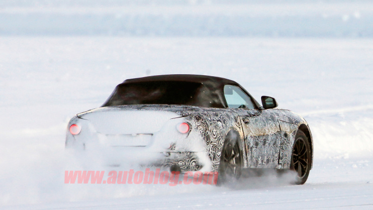 toyota supra and bmw z4 replacement spy shots (8)