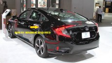 2016 Honda Civic 91 Ron