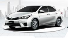 2016 Toyota Corolla GLi Feature