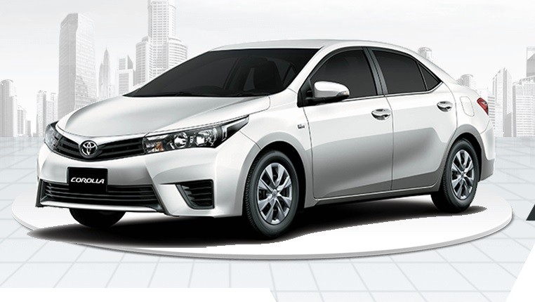 2016 Toyota Corolla the most popular car in Pakistan