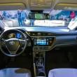 2017 Toyota Corolla Facelift Interior