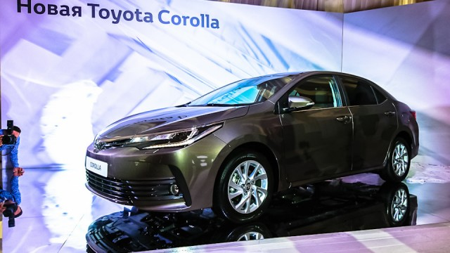is 2017 toyota corolla facelift going to make an