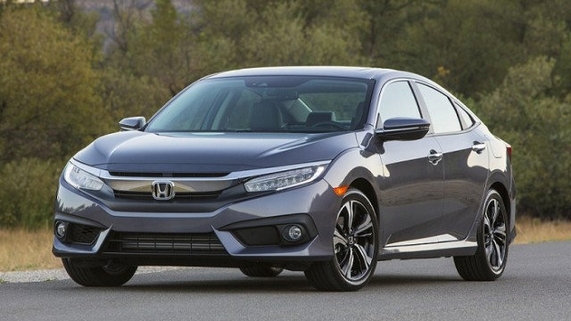2016 Honda Civic 1 5t A New Sports Car In Stan