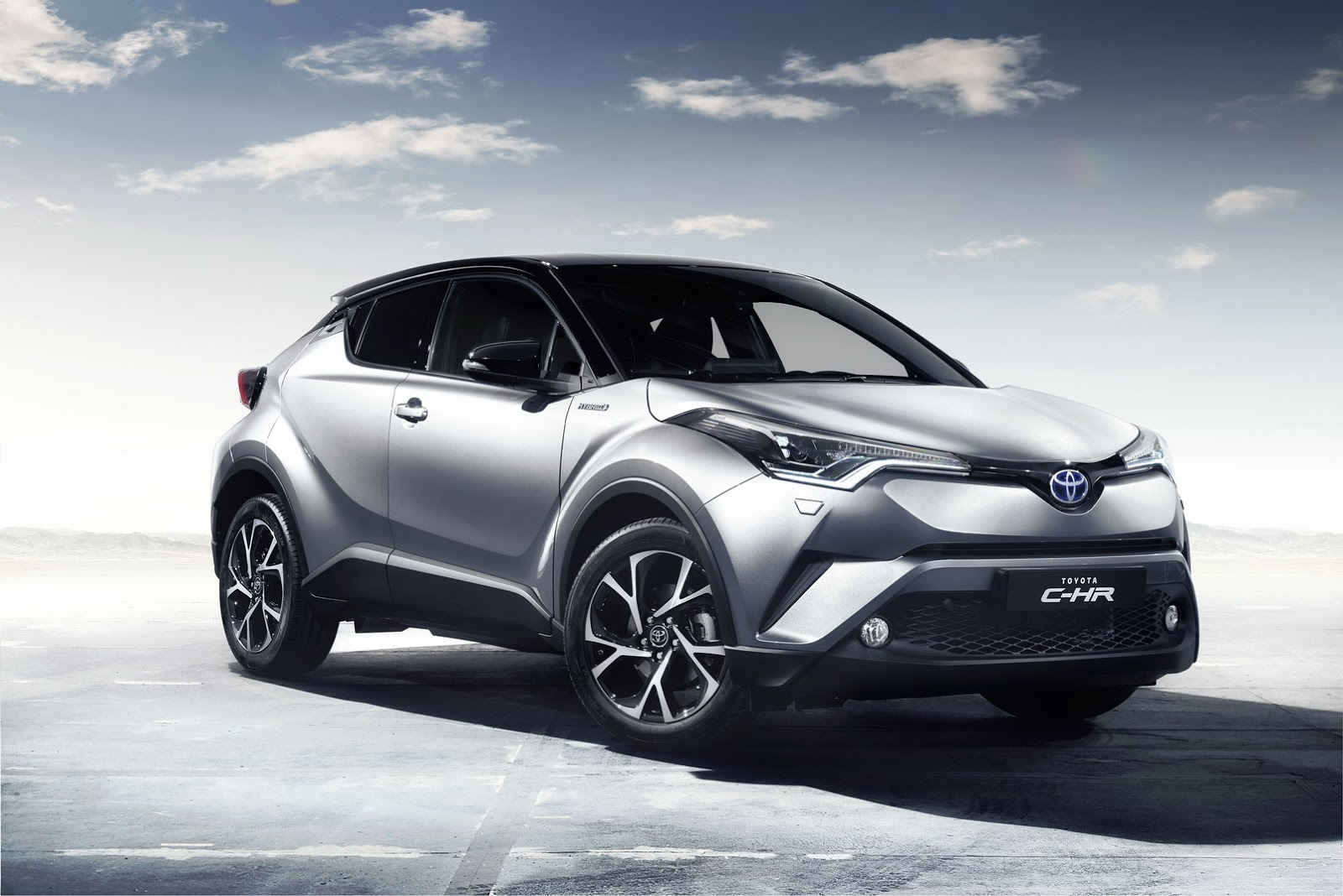 toyota c-hr - another great addition to the global crossover