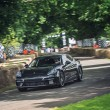 2017 Porsche Panamera at Goodwood Festival of Speed