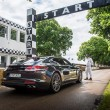 The new Porsche Panamera at Goodwood festival of speed