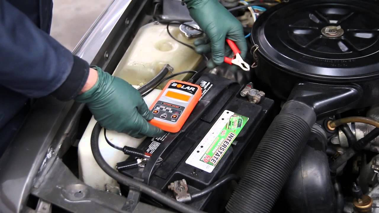 How Do You Know When To Replace Car Battery