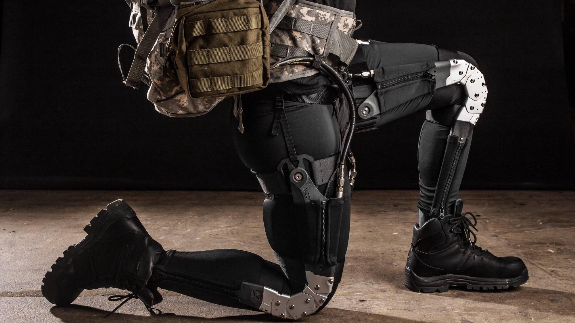 Exoskeleton Suits