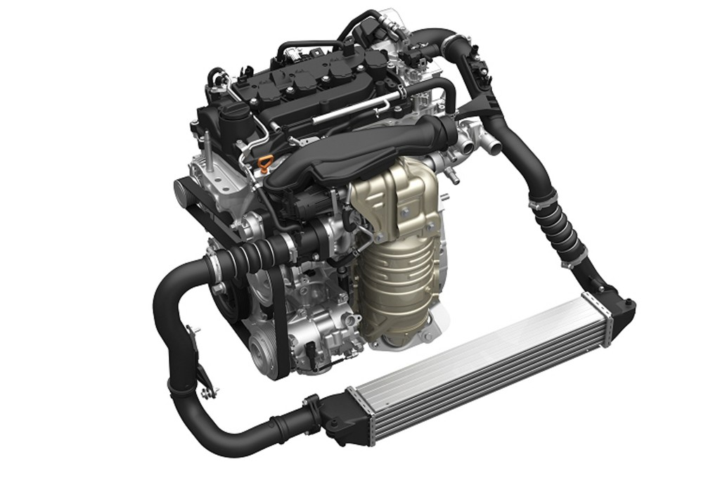 Honda-Earth-Dreams-15-liter-I4-engine
