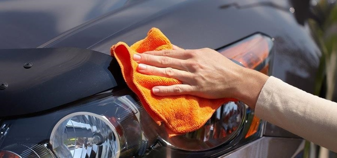 How To Wash And Wax Your Car Properly